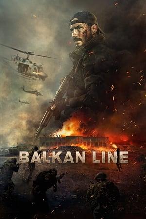 The Balkan Line - Poster