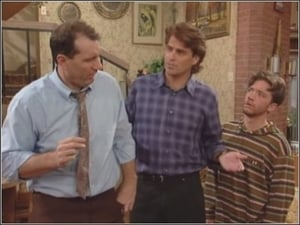 Married with Children S07E24 – Old Insurance Dodge poster