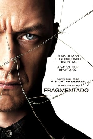 Fragmentado Torrent, Download, movie, filme, poster