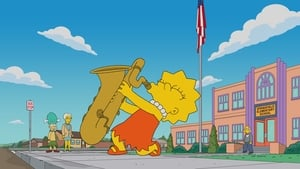 The Simpsons Season 29 :Episode 17  Lisa Gets the Blues
