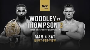 UFC 209: Woodley vs Thompson 2