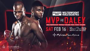 Bellator 216: MVP vs Daley 2019