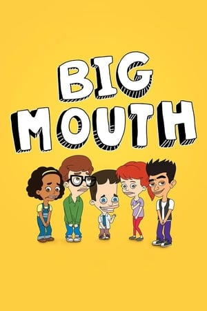 Big Mouth 1ª Temporada Torrent, Download, movie, filme, poster