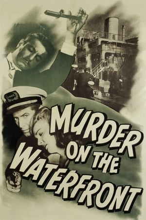 Poster Murder On The Waterfront (1943)