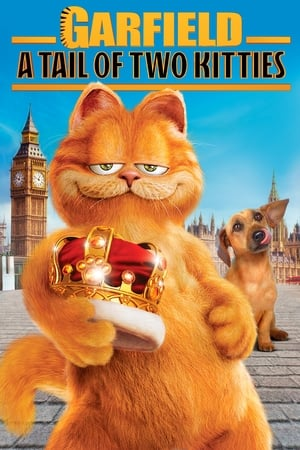 Garfield: A Tail Of Two Kitties (2006) is one of the best Movies About Cats And Dogs