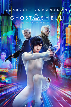 La vigilante del futuro: Ghost in the Shell (2017)