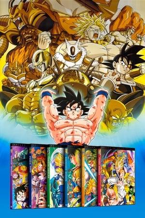 Dragon Ball Ovas e Filmes