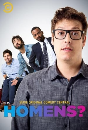 Homens? 1ª Temporada Torrent, Download, movie, filme, poster
