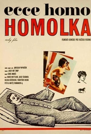 Capa do filme Ecce homo Homolka