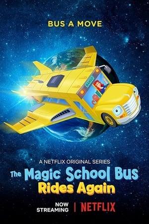 Magiczny autobus znów rusza w trasę: Dzieciaki w kosmosie