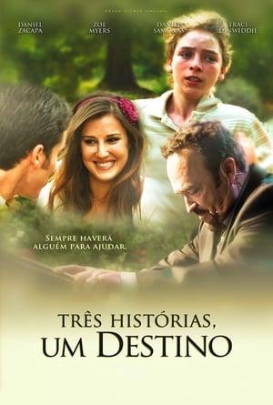 Três Histórias, Um Destino Torrent, Download, movie, filme, poster