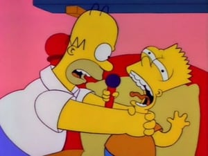 The Simpsons Season 3 :Episode 13  Radio Bart