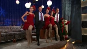 Episodio TV Online Late Night with Conan O'Brien HD Temporada 16 E48 Episodio 48