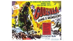 Japanese movie from 1954: Godzilla