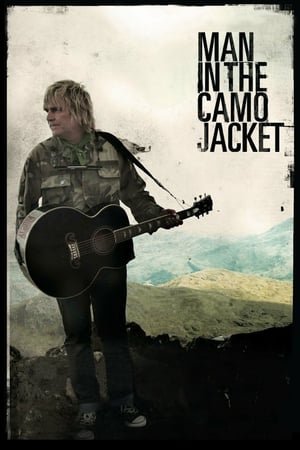 Man in the Camo Jacket poster