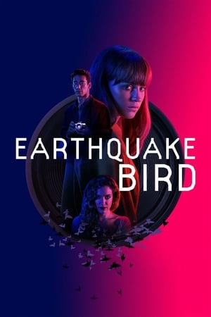 Poster Earthquake Bird (2019)