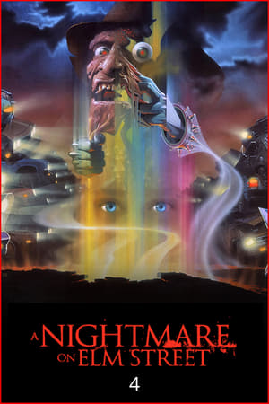 poster A Nightmare on Elm Street 4: The Dream Master