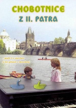 Capa do filme Chobotnice z II. patra