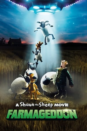 Poster A Shaun the Sheep Movie: Farmageddon (2019)