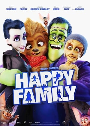 Filmposter Happy Family