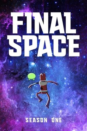 Final Space 1ª Temporada Torrent, Download, movie, filme, poster