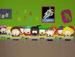 South Park: 1×2