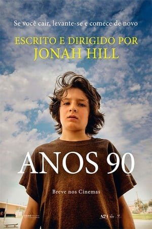 Anos 90 Torrent, Download, movie, filme, poster
