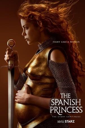 The Spanish Princess: Part 2-Ruairi O'Connor