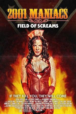 2001 Maniacs: Field of Screams-Lin Shaye