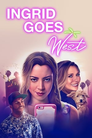 Ingrid Goes West film posters