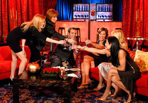 The Real Housewives of New York City: 1×8