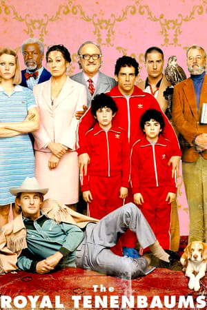 The Royal Tenenbaums (2001) is one of the best movies like About Time (2013)