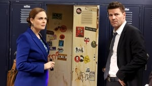 Online Bones Temporada 10 Episodio 12 ver episodio online The Teacher in the Books
