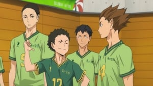 Haikyu!! Season 2 :Episode 13  A Simple and Pure Strength