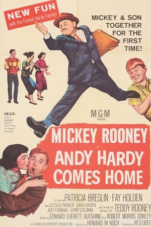 Andy Hardy Comes Home-Azwaad Movie Database
