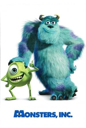 poster Monsters, Inc.