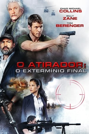 O Atirador o Extermínio Final Torrent, Download, movie, filme, poster