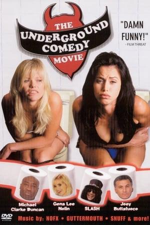 The Underground Comedy Movie-Michael Clarke Duncan