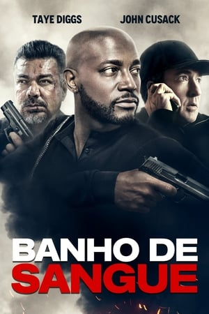 Banho de Sangue Torrent, Download, movie, filme, poster