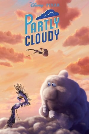 Poster Partly Cloudy (2009)