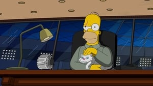 Los Simpson - Treehouse of Horror XXVII episodio 4 online