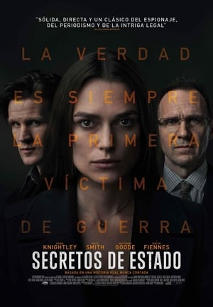 Ver Secretos de Estado (2019) Online