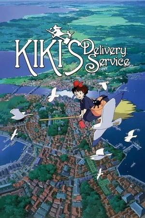Kiki's Delivery Service-Azwaad Movie Database