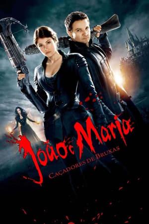 João e Maria: Caçadores de Bruxas - Poster