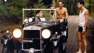 Italian movie from 1989: I ragazzi di via Panisperna