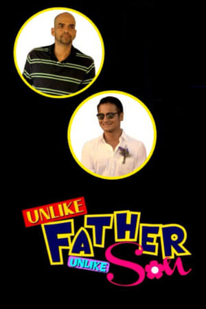 Unlike Father, Unlike Son poster
