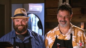 My Kitchen Rules Season 6 :Episode 14  Rob and Dave (QLD, Group 3)