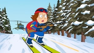 Family Guy Season 17 :Episode 7  The Griffin Winter Games