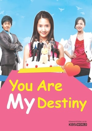 You are My Destiny poster