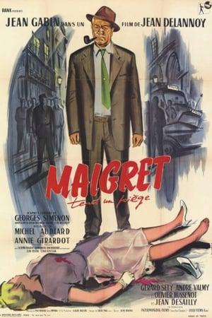 Maigret Lays a Trap (1958)
